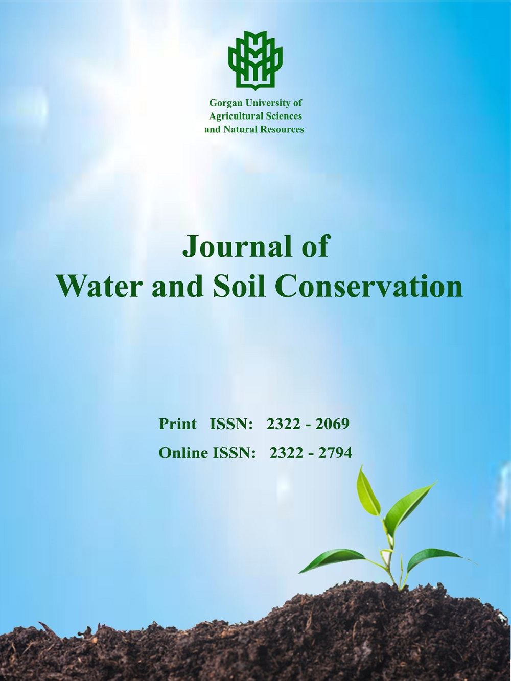Journal of Water and Soil Conservation